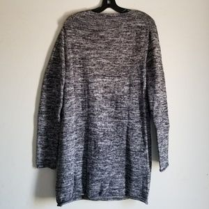 Forever 21 Sweaters - Men's longline knit pullover sweater